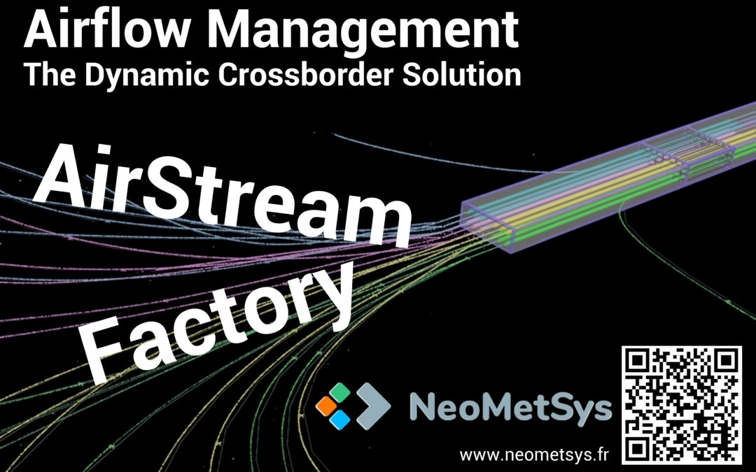 Discover AirStream Factory a New Approach to Air Traffic Flow Management